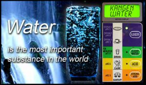 Kangen Water Filtration